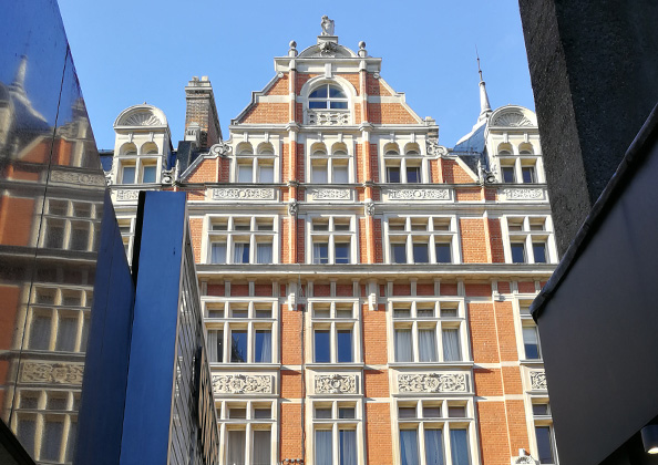 MFG Surveyors Flat refurbishment - central London mansion block