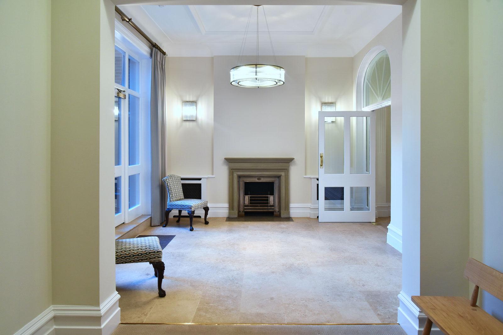 MFG Interior Internal Residential Building Surveyors London