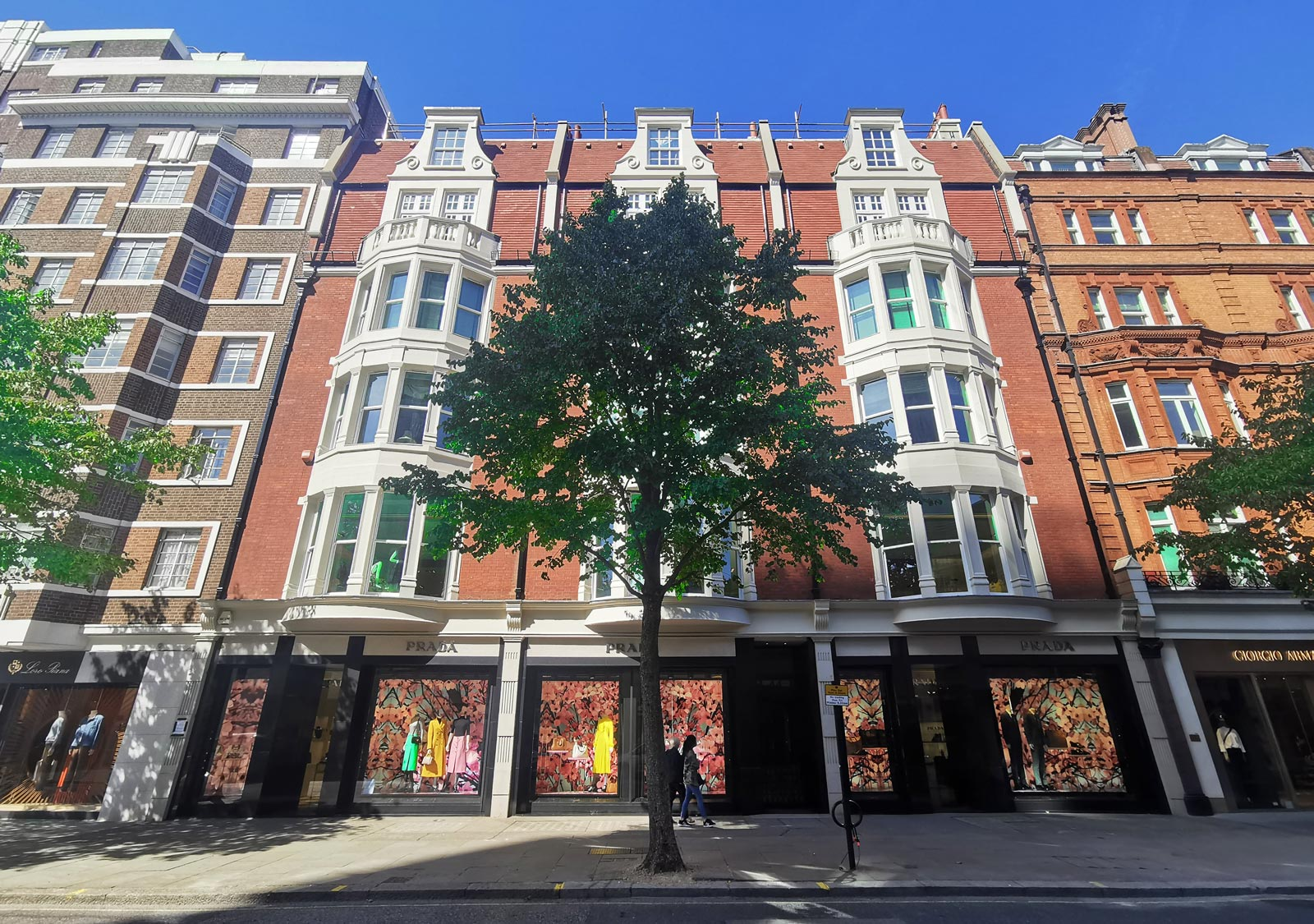 MFG Retail Shop Building Surveyors Central London